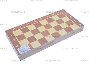 Деревянные шахматы, 527A (B15268), фото