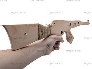 Деревянный игрушечный автомат, 171859, фото