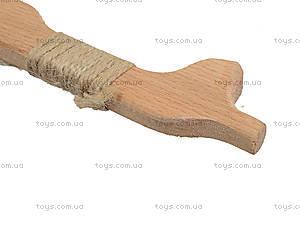 Деревянный автомат 75 см, буковый, 171860у, купить