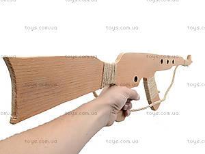 Деревянный автомат 75 см, буковый, 171860у, цена