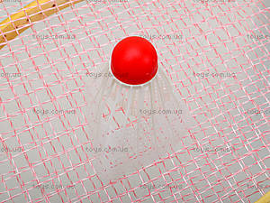 Деревянный бадминтон для детей, BT-BPS-0030, фото