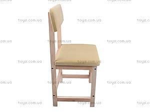 Деревянный детский стульчик, 171886СТУЛ-САДИК, фото