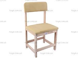 Деревянный детский стульчик, 171886СТУЛ-САДИК