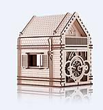 Деревянный домик Time 4 Machine Sweet Home, T4M380230, отзывы