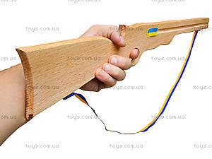 Деревянное оружие «Двустволка», 171908у, купить