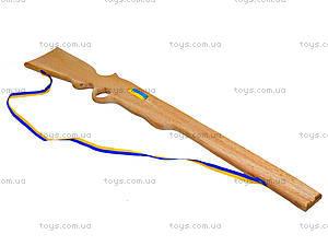 Деревянное оружие «Двустволка», 171908у, фото