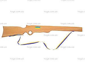Деревянное оружие «Двустволка», 171908у, отзывы
