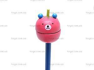Деревянный карандаш «Фрукт», 2011-68, детские игрушки