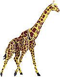 Деревянный конструктор цветной «Жираф», М020с, отзывы