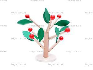 Деревянный конструктор «Фруктовое дерево», W02-1407