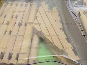 Деревянный конструктор «Коттедж», 6227, купить