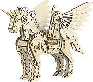 """Деревянный конструктор """"Mechanical Unicorn"""" 140 эл, 10604"""