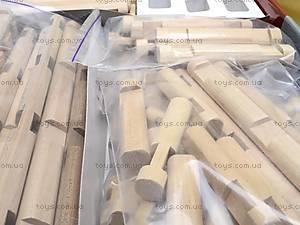 Деревянный конструктор «Ранчо», 6226, toys.com.ua