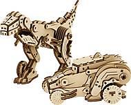 """Деревянный конструктор """"Трансформер: Динокар"""" 206 эл, 10016, отзывы"""