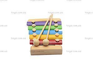 Деревянный ксилофон, 2012-51, купить