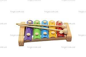 Деревянный ксилофон, 2012-51, цена