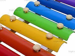 Деревянный ксилофон для детей, 2594-35, отзывы