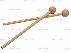 Деревянный ксилофон для детей, 2594-35, игрушки