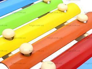 Деревянный ксилофон «Животные», BT-WT-0004, фото