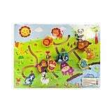 Деревянный лабиринт детский «Животные», C35966, купить