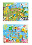 Деревянный лабиринт «Животные и цифры», С29435, отзывы