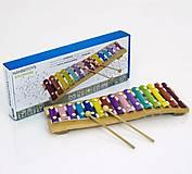 Деревянный музыкальный ксилофон, 0395