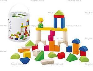 Деревянный набор «Кубики», 82182