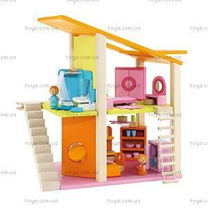 Деревянный набор «Маленький кукольный дом», 82383