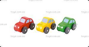 Деревянный набор «Машинки», 82128