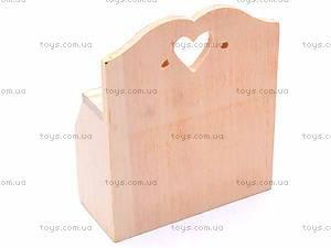 Деревянный сундук для росписи, 04578, цена