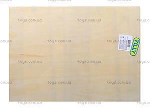 Деревянный вкладыш «Алфавит», BT-WT-0025, фото