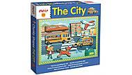 Деревянный игровой набор Ludattica The City, 49905, фото