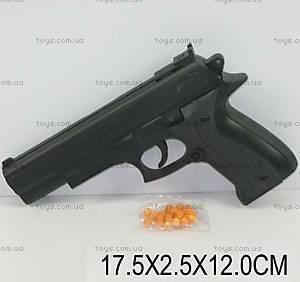 Десткий пистолет с пульками, 010
