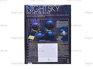 Детская лаборатория «Лампа-проектор созвездий», 13233, фото