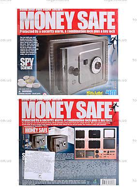 Детская лаборатория для творчества «Суперсекретный сейф», 03289