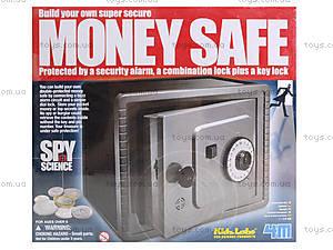 Детская лаборатория для творчества «Суперсекретный сейф», 03289, фото