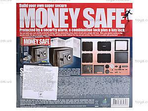 Детская лаборатория для творчества «Суперсекретный сейф», 03289, отзывы