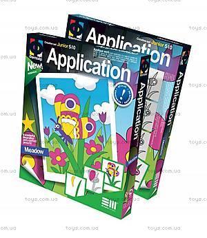 Детская аппликация «Лужок», 257005