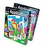 Детская аппликация «Лужок», 257005, отзывы