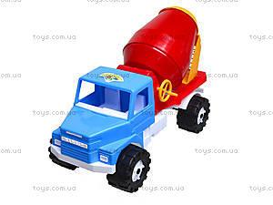 Детская бетономешалка «Денни», 301, купить