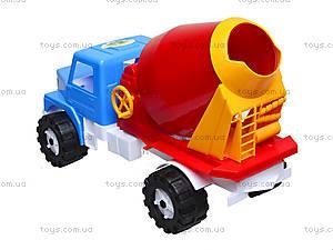 Детская бетономешалка «Денни», 301, цена