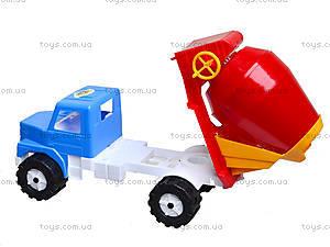 Детская бетономешалка «Денни», 301, игрушки