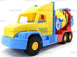 Детская бетономешалка «Super Truck», 36590, купить