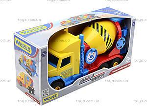Детская бетономешалка «Super Truck», 36590, фото