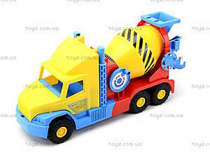 Детская бетономешалка «Super Truck», 36590, цена
