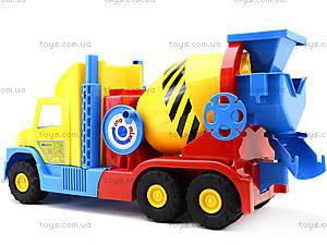 Детская бетономешалка «Super Truck», 36590, игрушки