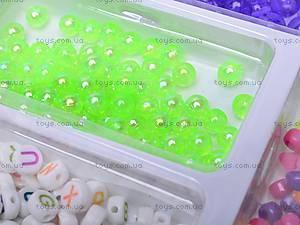 Детская бижутерия из бисера, 11042, игрушки