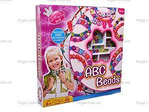 Детская бижутерия из бисера, 11042, детские игрушки