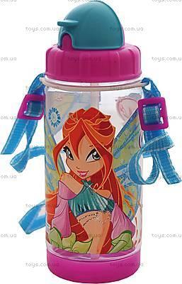 Детская бутылка для воды «Винкс», 703967