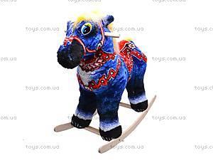 Детская деревянная качалка «Лошадь Ветерок», 40056-5, отзывы